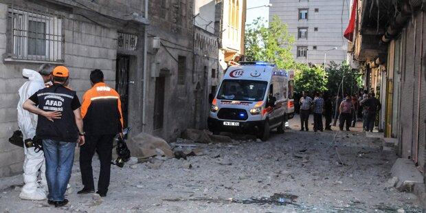 Türkei beschoss IS-Gebiet in Syrien
