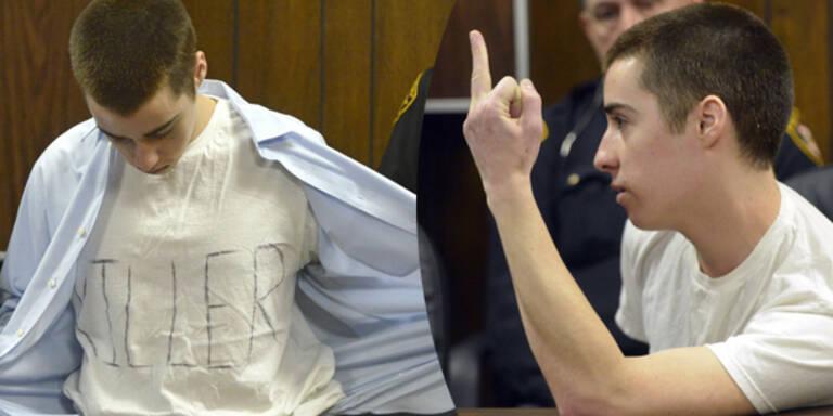Jugendlicher Killer sorgt für Skandal