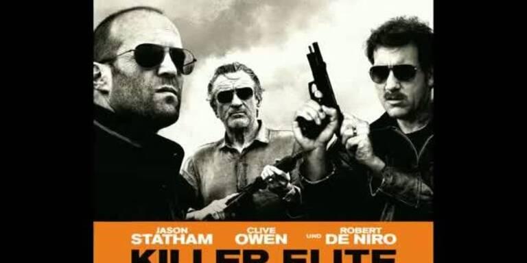 """Neuer De Niro Action-Knüller: """"Killer Elite"""""""