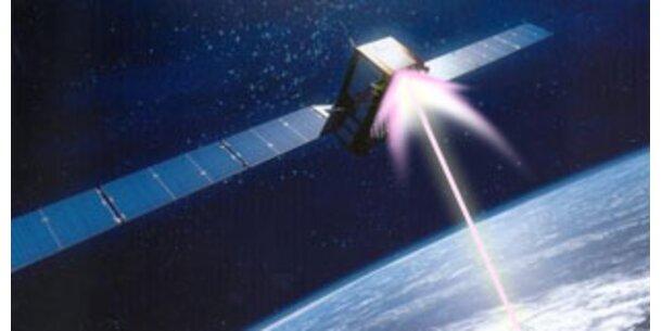 Russland und China wollen Weltraumwaffen verbieten