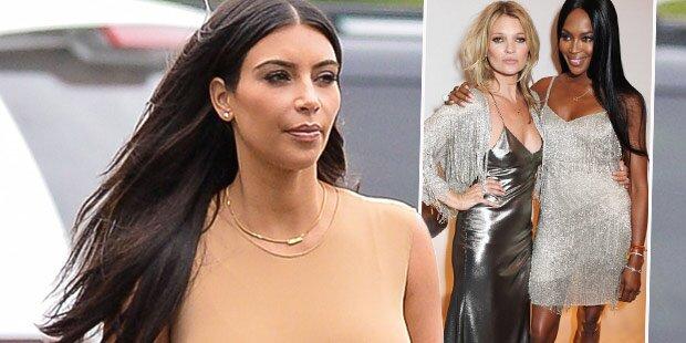 Kim isst wegen Kate & Naomi nicht mehr