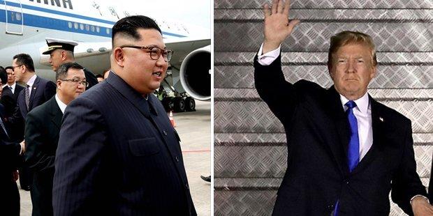 Trump trifft Kim