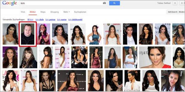 Google-Bilder-Suche bringt witziges Ergebnis
