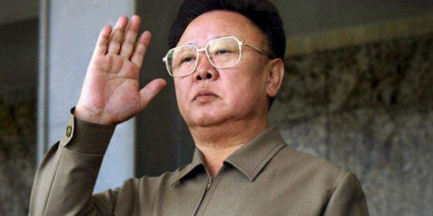 Kim Jong-il als Parteichef bestätigt