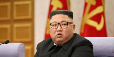 Kim Jong-un kritisiert eigene Regierung