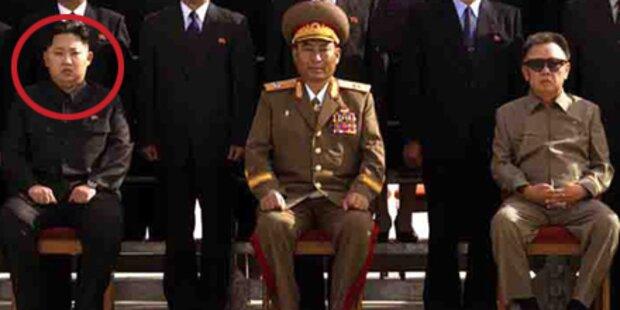 Das ist der Sohn von Kim Jong-il