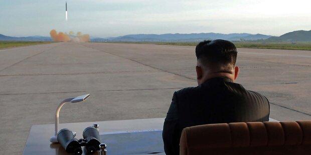 Vulkan durch Kims Bombe geweckt?