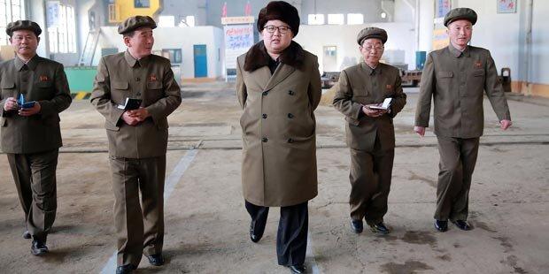 Irrer Kim: Fortschritte bei Raketenentwicklung