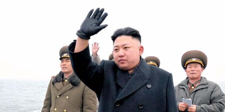 Nordkorea: Kim geht auf Crash-Kurs