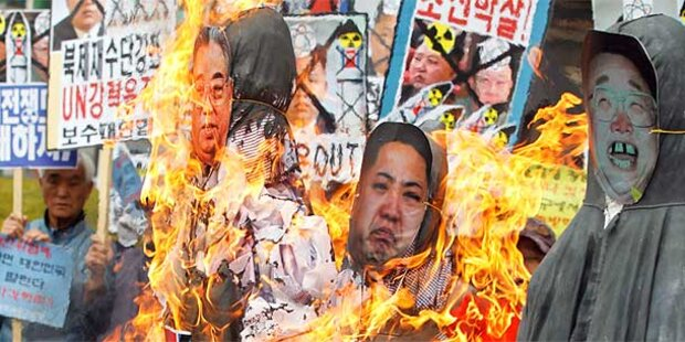 Nordkorea droht: Angriff ohne Vorwarnung