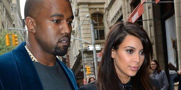 Kim Kardashian: Erneut Stress mit Kanye