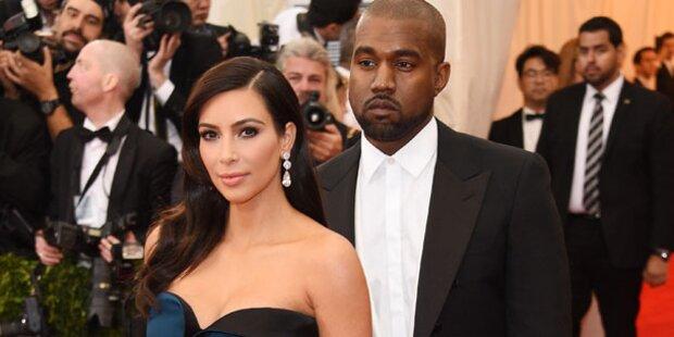 Kim & Kanye: Hochzeit in Florenz