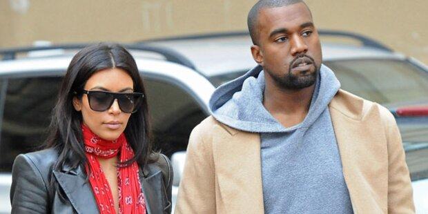 Kim: Flitterwochen in Irland zu unglamourös