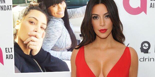 Kim Kardashian: So natürlich wie noch nie