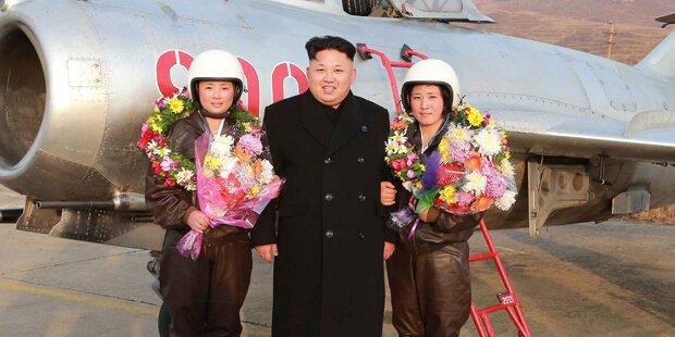 Kim wirbt im Internet um Touristen