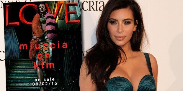 Kim Kardashian, bist das echt du?