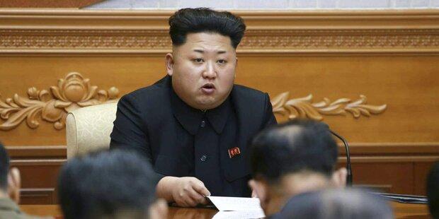 Kim Jong-Un macht seine Armee kampfbereit