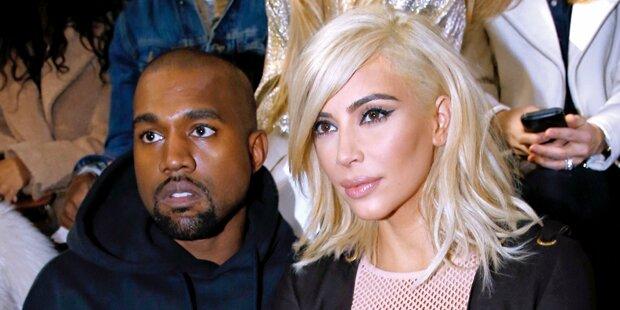 Shitstorm für blonde Kardashian