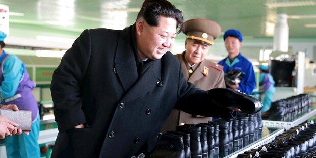 Kim will jetzt die Modewelt erobern