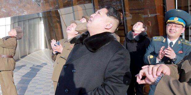 Irrer Kim testet weiter Raketen