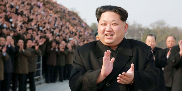 Irrer Kim feiert Atomtest als großen Erfolg