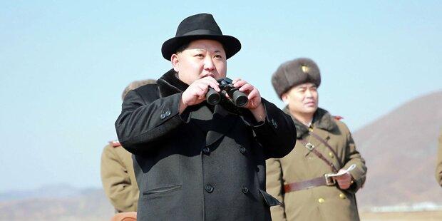 Nordkorea übt die Zerstörung Seouls