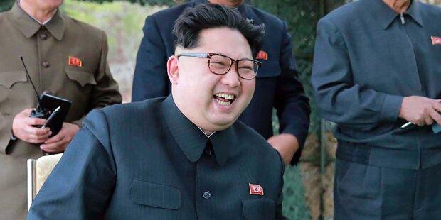 Irrer Kim erfindet Mega-Sex-Pille