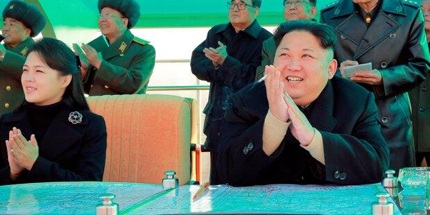 Irrer Kim: Seine Atomraketen könnten Europa treffen