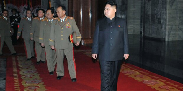 Kim Jong-un wird neuer Parteichef
