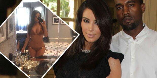 Kim Kardashian setzt auf Sex-Diät