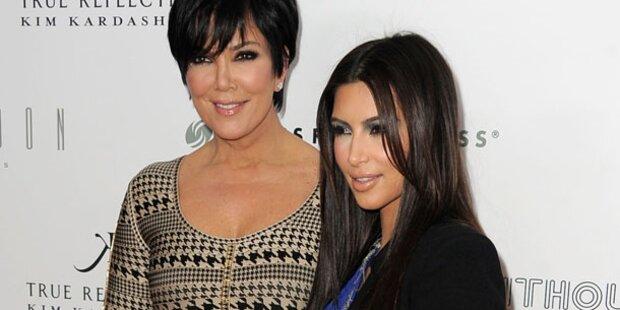 Kardashian: Jetzt schon Streit ums Baby-Foto