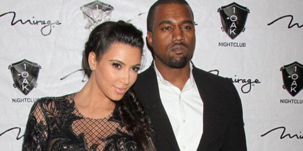 Kim Kardashians Baby kommt im Juli