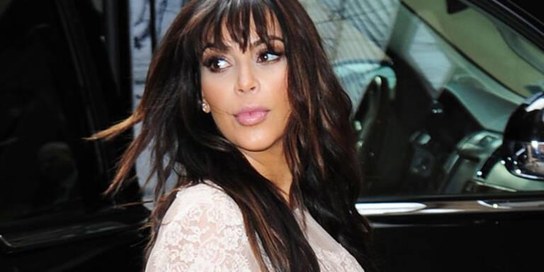 """Kardashian: """"Ich wiege keine 100 Kilo!"""""""
