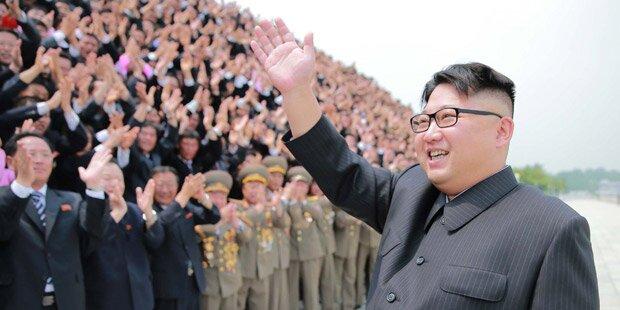 Ess-Gelage: Kim legte 40 Kilogramm zu