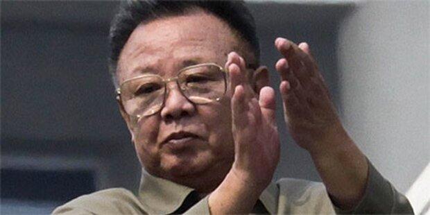 Tschechen bejubeln Nordkorea-Diktator