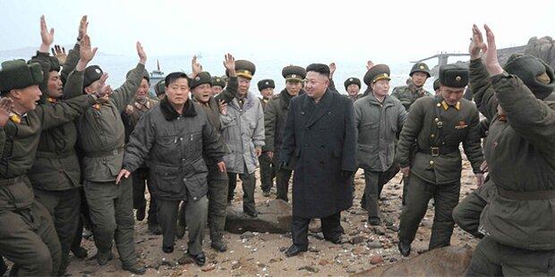 Nordkorea testet weiter Raketen