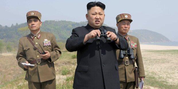 Nordkorea schickt deutliche Warnung an Trump