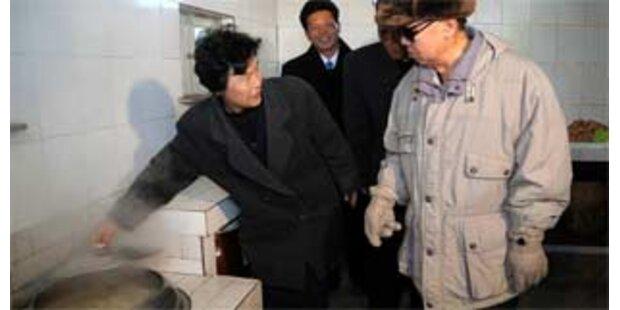 Nordkoreas Kim erholt sich von Schlaganfall