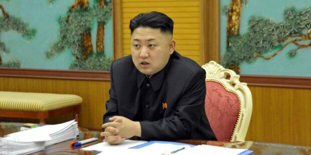 Kim Jong-Un feuert Hardliner-General