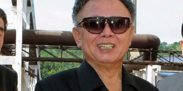 Kim Jong Il auf Besuch in China