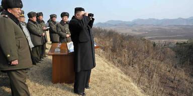 Sanktionen gegen Nordkorea verschärft