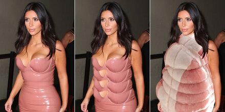 """Kim """"Knackwurst"""" Kardashian"""