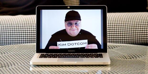 Kim Dotcom plant Megaupload-Comeback