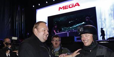 """Kim Dotcom plant """"Mega""""-Börsengang"""
