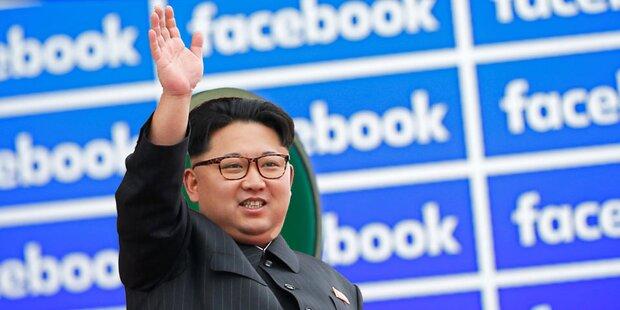 Irrer Kim: Mega-Panne bei Facebook-Klon