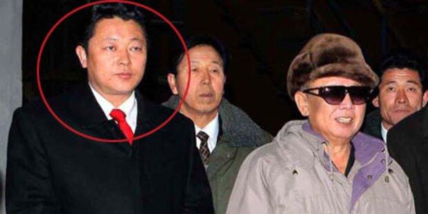 Ist das der Sohn von Kim Jong-Il?