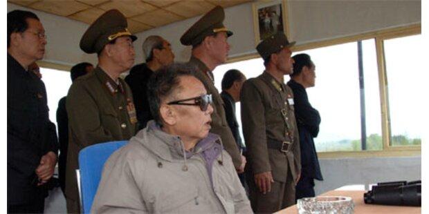 Nordkorea droht Seoul mit Militärschlag