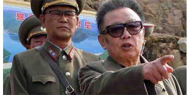 Streit zwischen Kim Jong-Il und Sohn