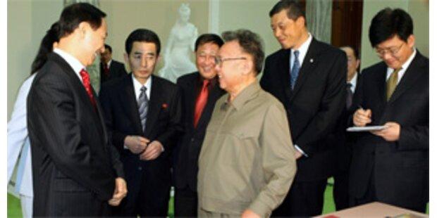 Kim Jong II empfing chinesischen Funktionär