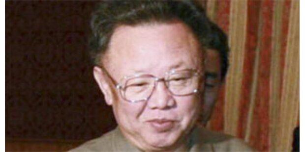 Kim Jong-il erstmals wieder gesehen